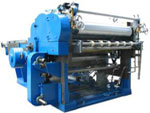 Metal printing machine